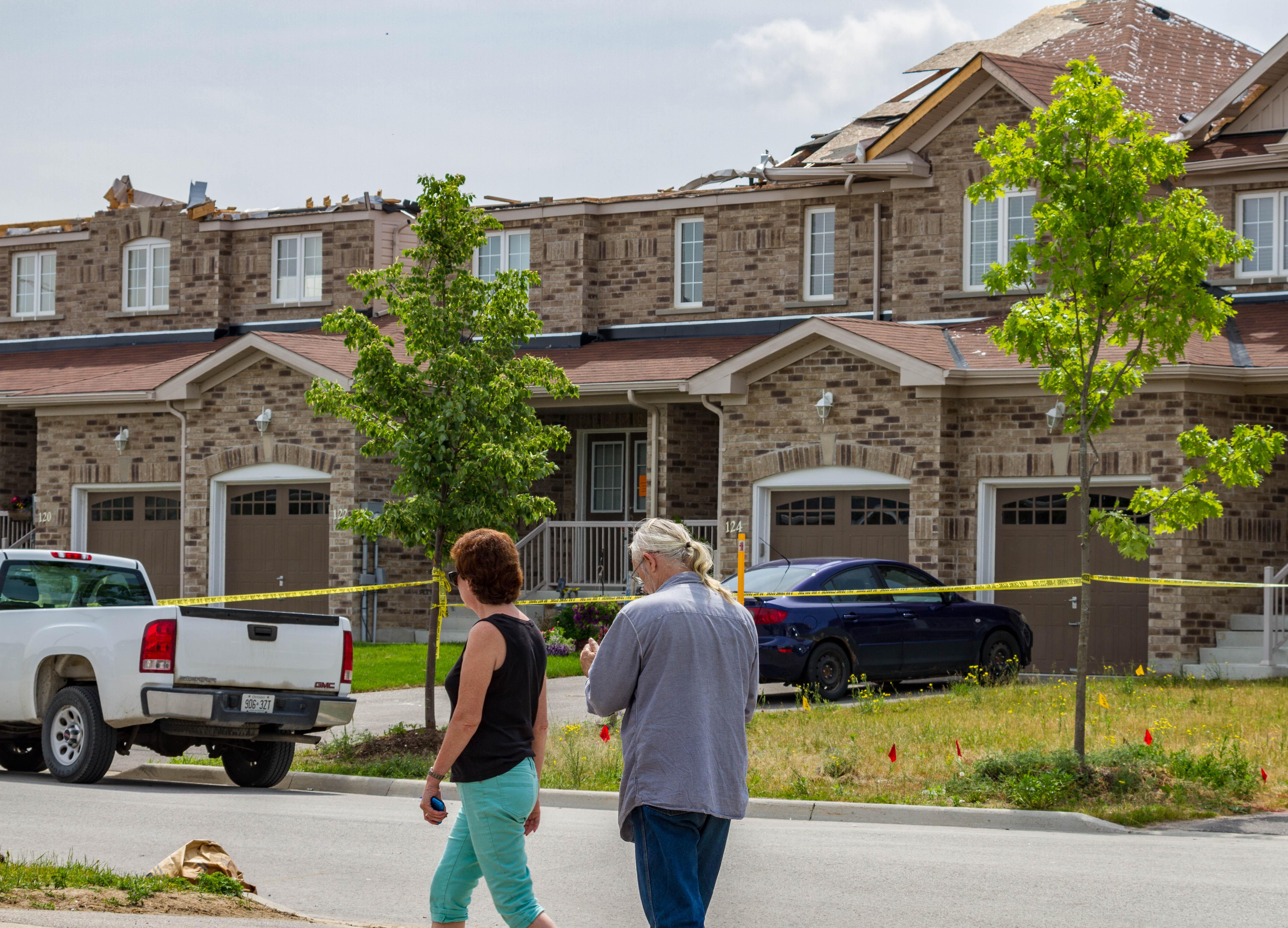 Shocked Homeowners
