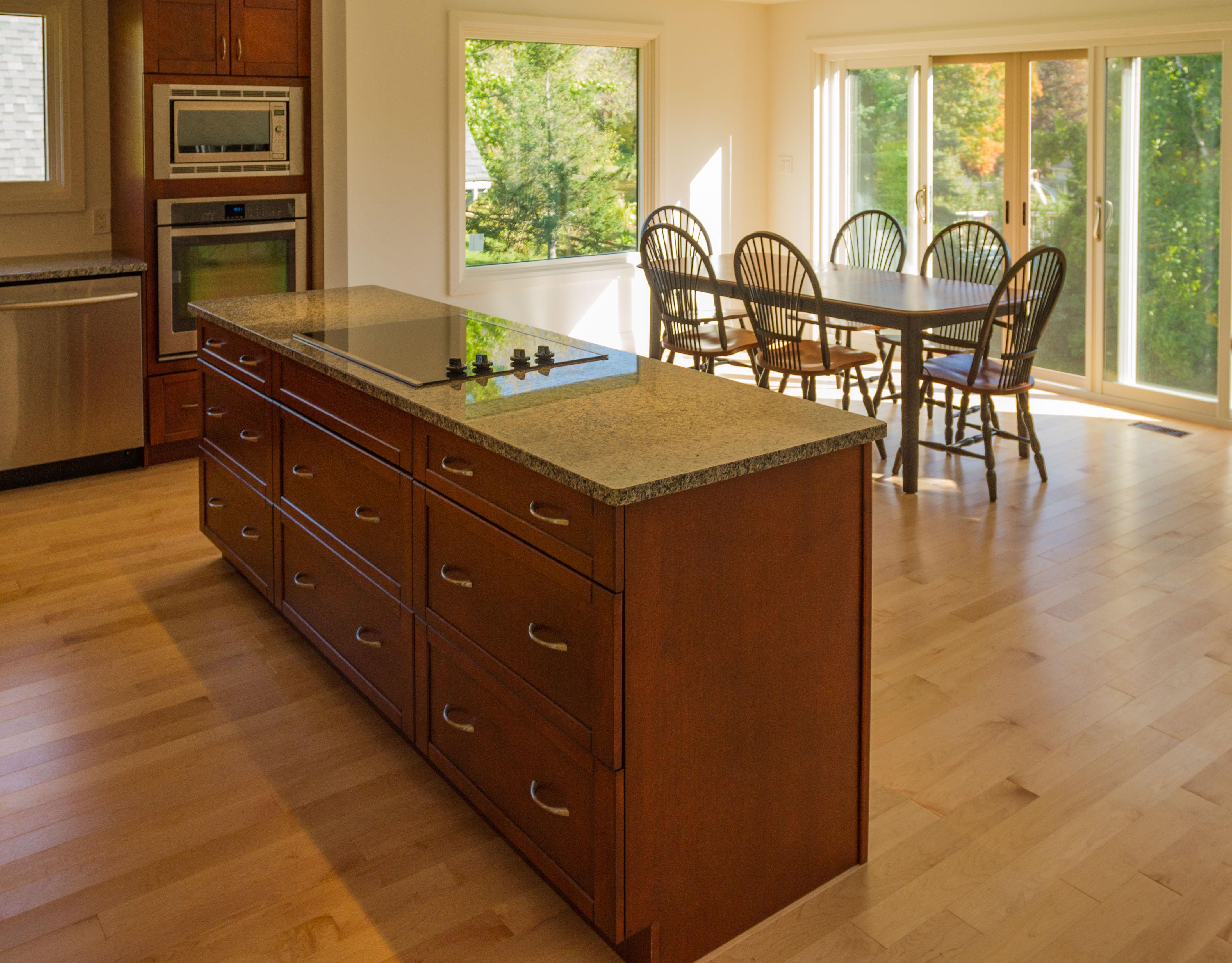 Kitchen Looking Towards Dinning Area