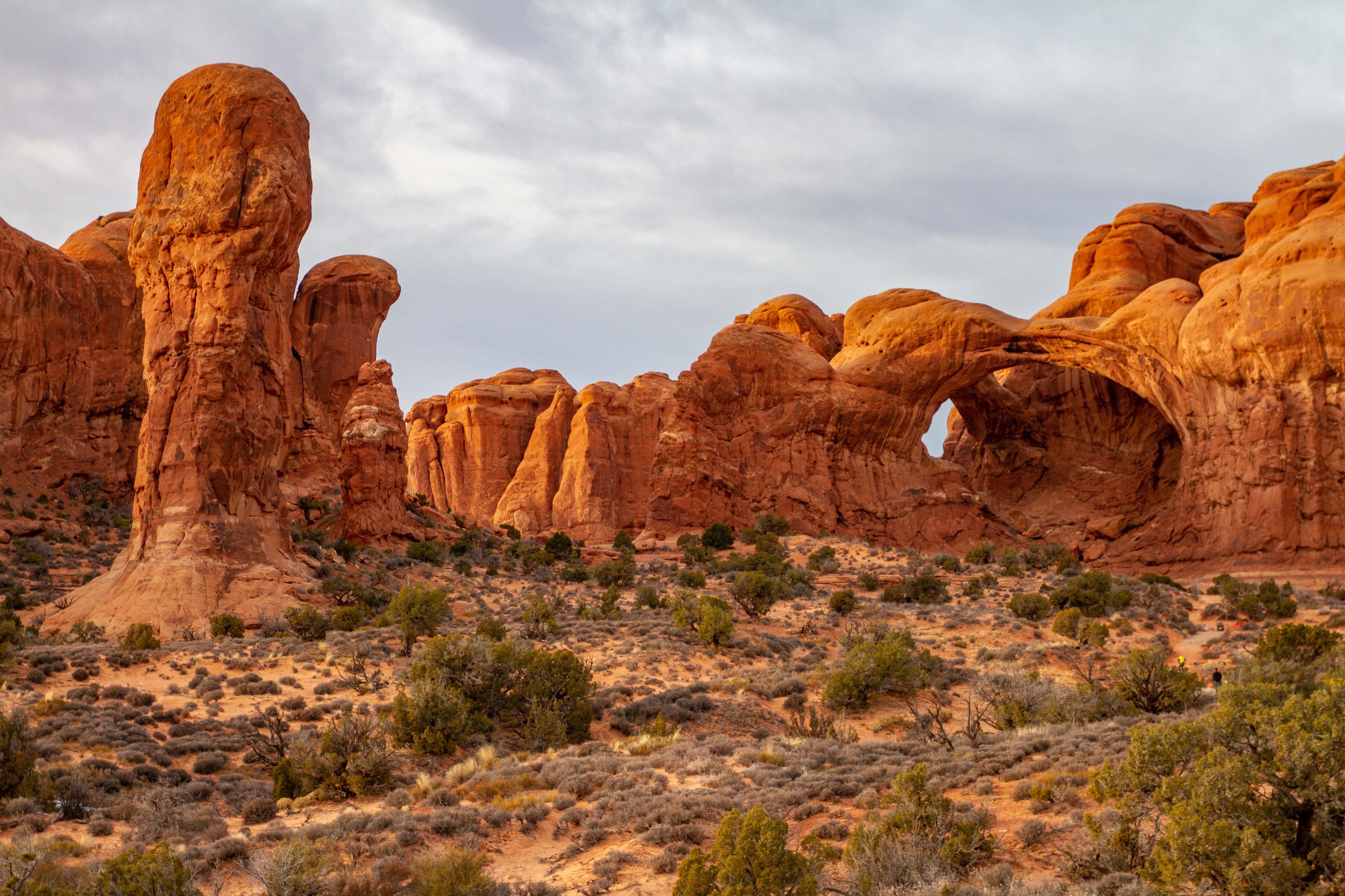 Arches National Park Sandstone