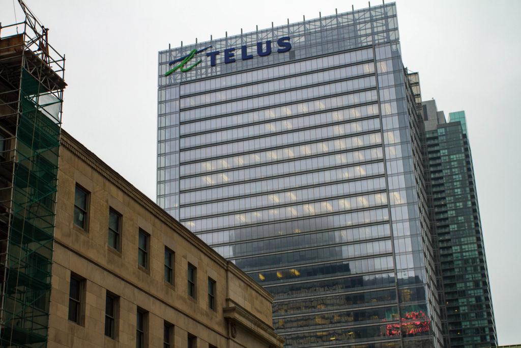 Telus Tower, Toronto