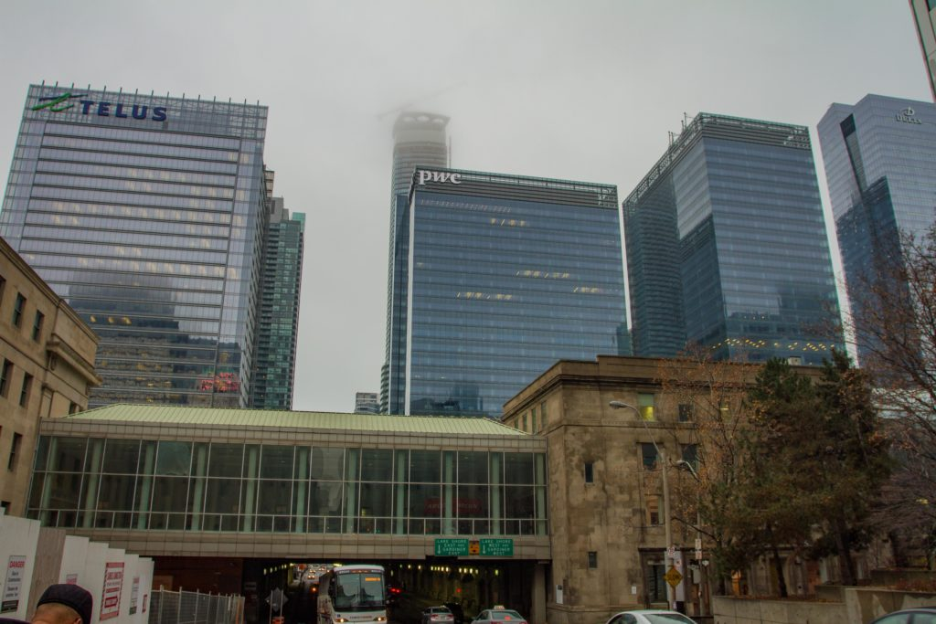PWC Tower, Toronto